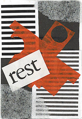Rest Now - Copyrighted by Jean R. Skipper 2005 - 2010