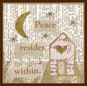 Peace Resides Within