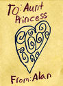 Aunt Princess Heart by Alan 2006